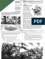 Epic 40k 3rd Edition Historical Scenarios
