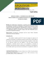 BoletimEF.org a Construcao Da Identidade Fisiculturista Em Academias de Musculacao