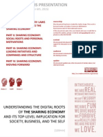 Raíces digitales de la economía colaborativa e implicaciones para el individuo, la empresa y la sociedad