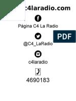 C4 La Radio