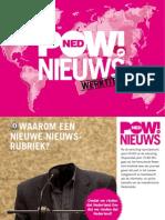 Waarom Een Nieuwe Nieuwsrubriek?