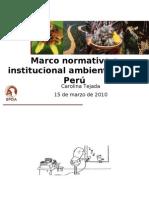 Diplomado MML Marco General