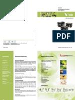 Manual Vision Batteries CP
