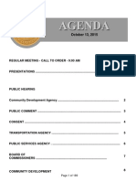 Agenda 10-13-2015