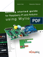 Getting Started Guide for Raspberry Pi and Arduino Using Wyliodrin