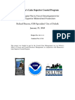 Duluth Digital Plat & Parcel Development for Lake Superior Watershed Protection (306-14-10)