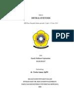Referat Stenosis Mitral- Dr. Erwin Azmar, SP.pd