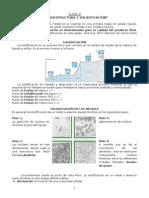 Microestructura y Solidificación