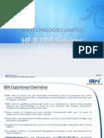 IBN HF_FOF Service Profile 2015