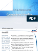 IBN_Corporate Profile 2015