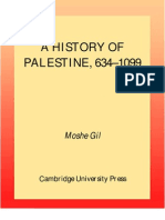 A History of Palestine, 634-1099