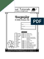 X ICSE Geography 02