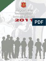 Reporte RS Ejército de Chile 2011