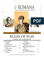 Pax Rom Rules Final