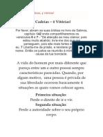ESBOÇO E SERMÕES 77