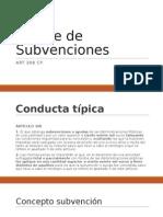 Fraude de Subvenciones y Delitos Contables COMPLETO 21h