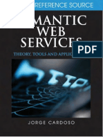 [Jorge Cardoso] Semantic Web Services Theory,