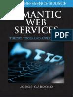 [Jorge Cardoso] Semantic Web Services Theory,