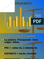 Power Point sobre Presupuestos