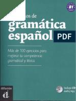 Cuadernos de Gramatica Espanola B1