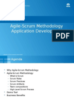 Scrum Overview & Case Study