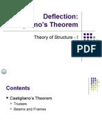 10 Deflection-castigliano Theorem