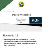 PPT Blok 22-Poliomielitis