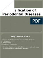 Periodontal Diesase Classification
