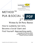 Muse Method @ PUA and Social Skills @ 2nd Edition