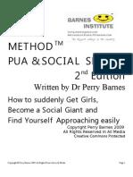 Muse Method @ PUA and Social Skills @ 2nd Edition