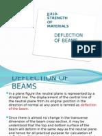 DEFLECTION OF BEAM.pptx