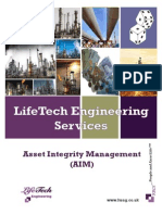 LifeTech-Engineering-Services - Asset Integrity Management