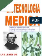 Biotecnologia Medica Unsa-2015..Benjamin e Ivan
