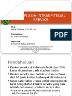 Neoplasia intraepitelial serviks