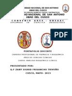 PORTAFOLIO BACK UPUNIVERSIDAD NACIONAL  DE  SAN  ANTONIO  ABAD  DEL  CUSCO.docx