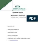 Programa Metodología II