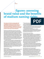 Stadiums Article