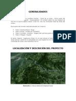 Estado del Proyecto Tunel de La Linea