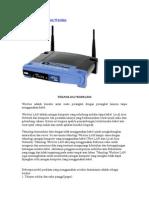 Teknologi Wireless Dan Wireline