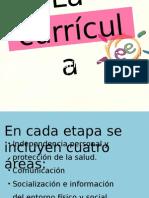 La Curricula Educacion Especial