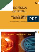 el campo geomagnetico