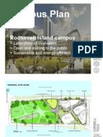 Cornell Tech Campus Plans Presentation Andrew Winters