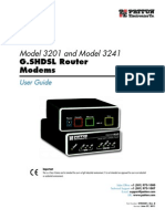 Patton router 3241 manual