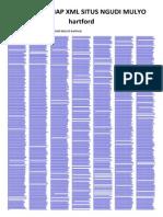 Arsip Sitemap XML Situs Ngudi Mulyo - Hartford