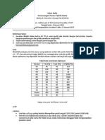 Ujian Akhir PPTK Genap 2012