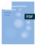 Fme Developing Emotional Intelligence