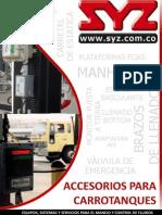 Gcmc CA 04 00 Catalogo Accesorios Para Carrotanques Syz