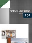 academy logo design