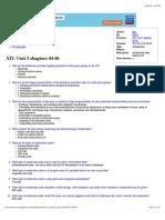 ATI- Unit 3 Chapters 44-46