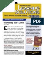 Understanding Todays Learner